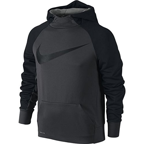 Nike Boys Nike Therma Training Hoodie 803895 | eBay