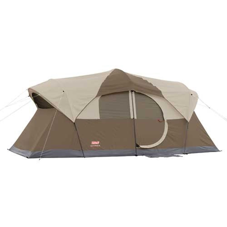 Coleman-Weathermaster-10-Tent-with-Hinged-Door