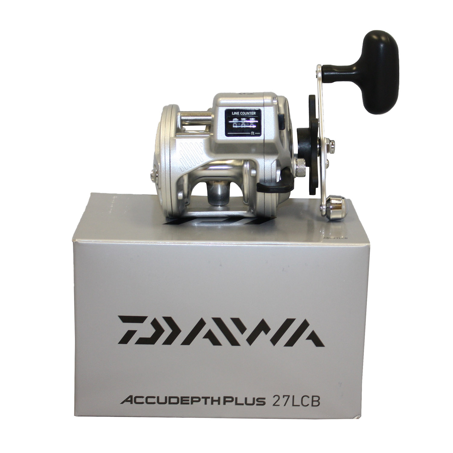 Daiwa Accudepth Plus B Line Counter Reel 1bb 14 300 4 2 1