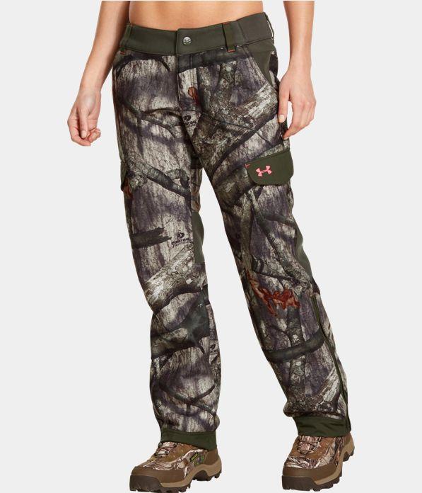 Under Armour Under Armour Women's Ayton Fleece Pant Mossy Oak Treestand XL 1229947-905-XL