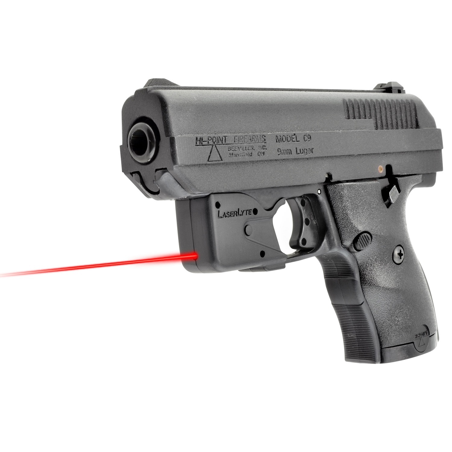 LaserLyte TGL Hi-Point Laser Fits Hi-Point 9/380 UTA-HAB