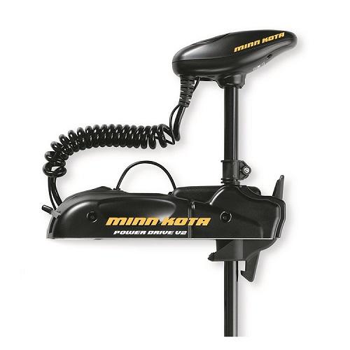 Minn kota 70 powerdrive v2 combo w i pilot no foot pedal for Minn kota foot control trolling motor