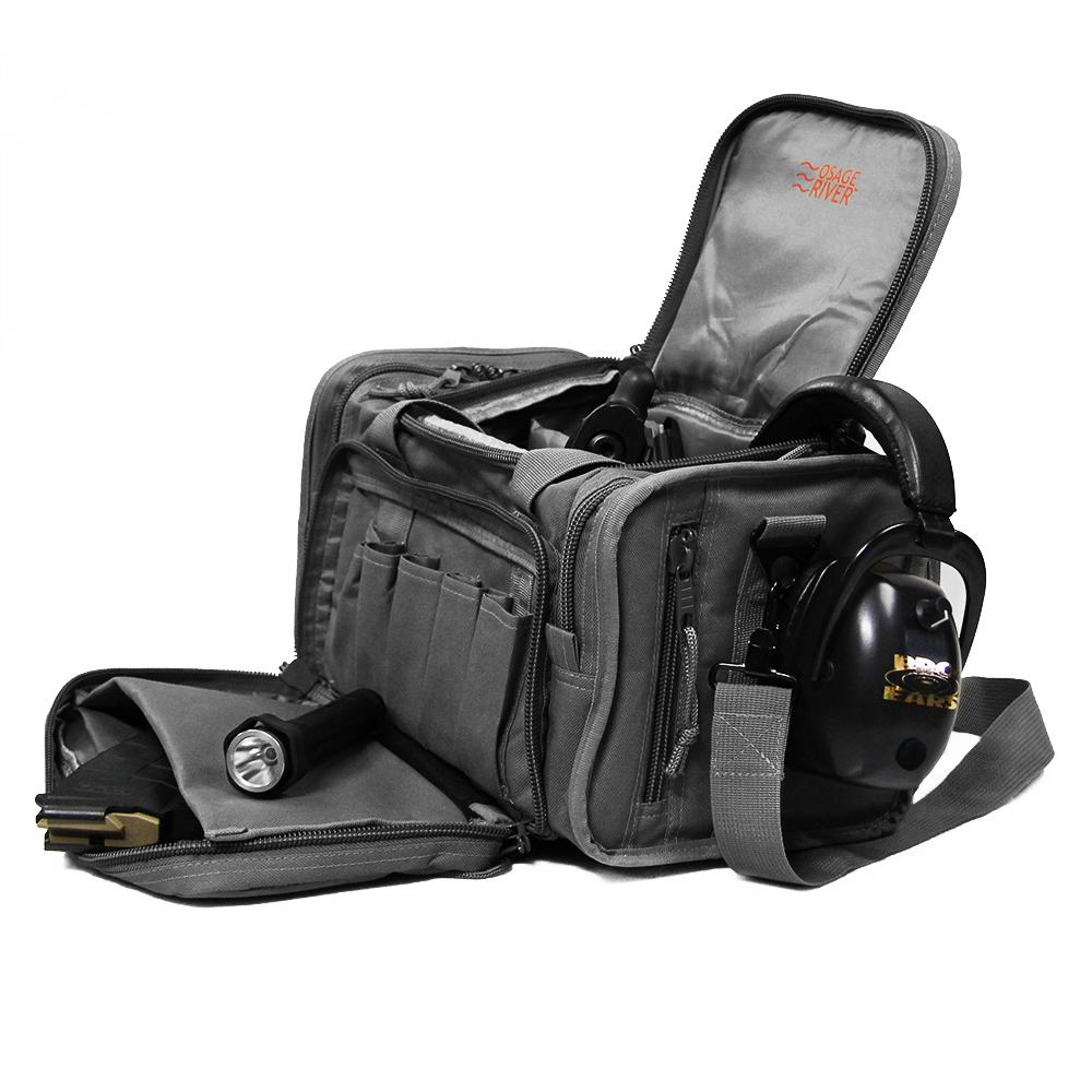 Osage River Tactical Shooting Gun Range Bag Lifetime Warranty Ebay