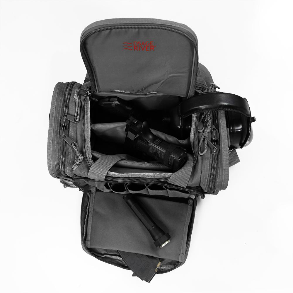 osage river tactical shooting gun range bag lifetime. Black Bedroom Furniture Sets. Home Design Ideas