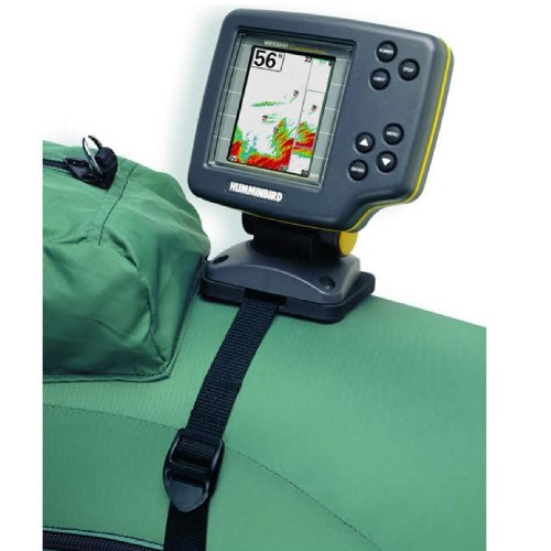 268 scotty float tube fish finder and transducer mount for Refurbished humminbird fish finders