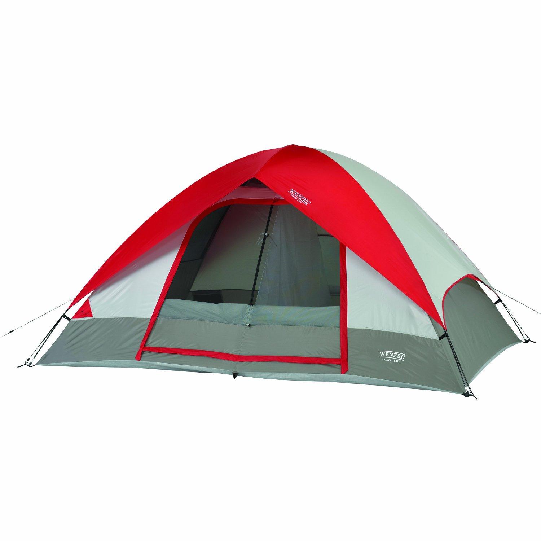 Wenzel Pine Ridge Sleeps 5 Tent