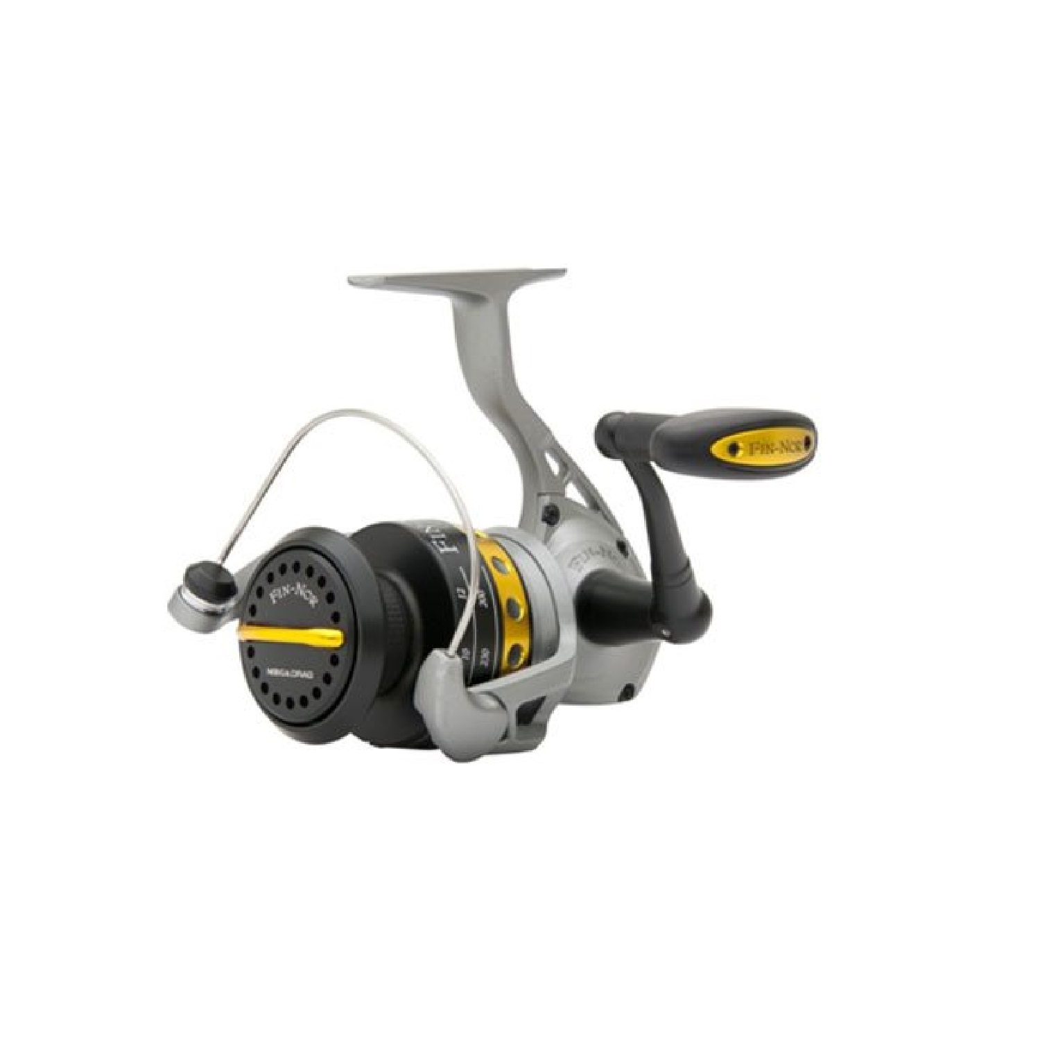 Fin-Nor LT-80 Lethal 65-Braid Spinning Reel with 4.9 1 Gear Ratio, 40-Pound