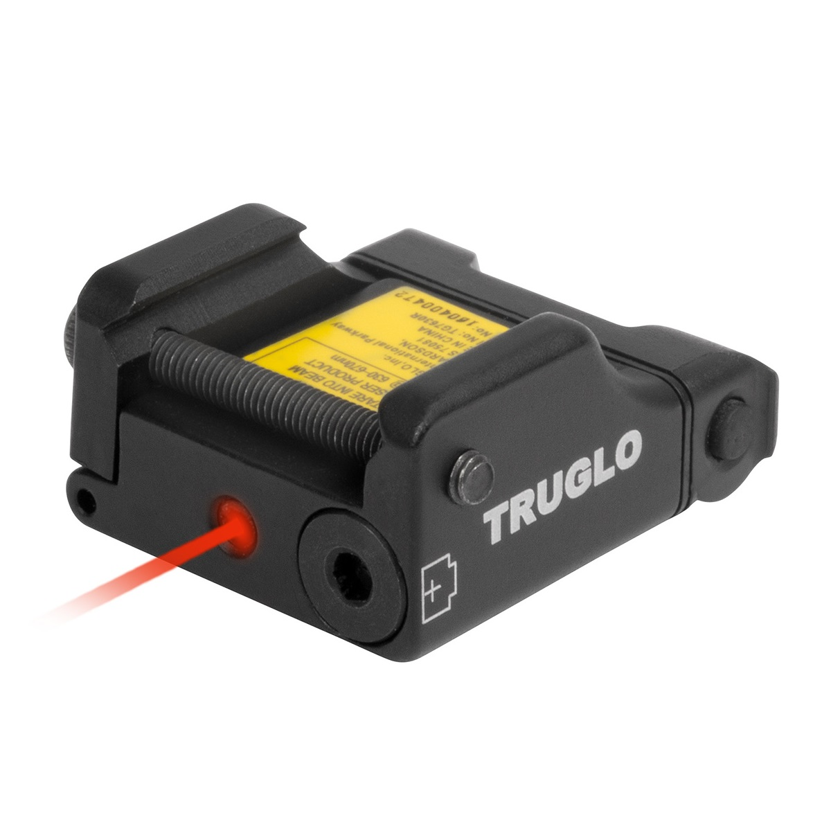TRUGLO Micro-Tac Tactical Micro Laser Red Laser TG7630R