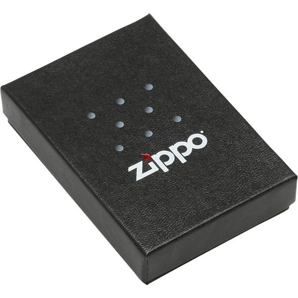 Zippo Brushed Chrome 200