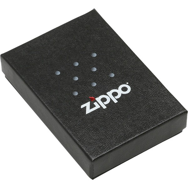Zippo Street Chrome 207